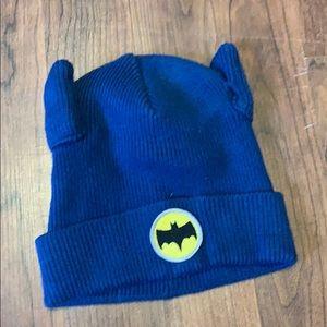 BabyGAP x Junk Food Batman hat
